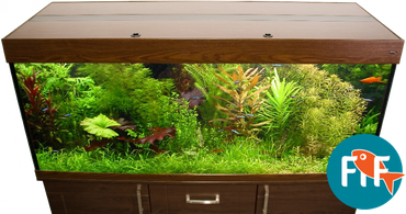 Exclusive Aquarium Abdeckung 120x40 cm 2x39 Watt T5