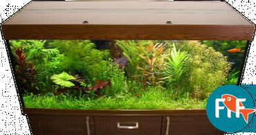 Exclusive Aquarium Abdeckung 120x40 cm 2x39 Watt T5 – Bild 1