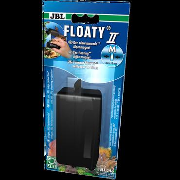 JBL Floaty II M schwimmender Algenmagnet für Glas: 10 mm