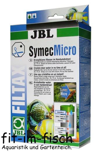 JBL Symec Micro Filtervlies 25x75 cm