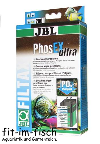 JBL PhosEx Phosphatentferner Süßwasser Aquarien