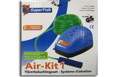 SF Belüftungsset Teich Aquarium Air Kit 1