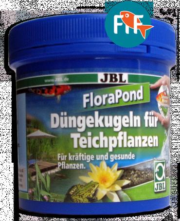 JBL FloraPond - Düngekugeln 8 Stck für Teichpflanzen