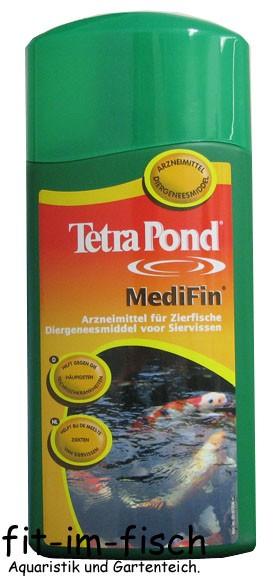 MEDIFIN 500 ml Tetra Pond Arzneimittel für Zierfische im Teich #