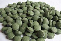 Futtertabletten Linse 10mm grün 20% Spirulina 500ml
