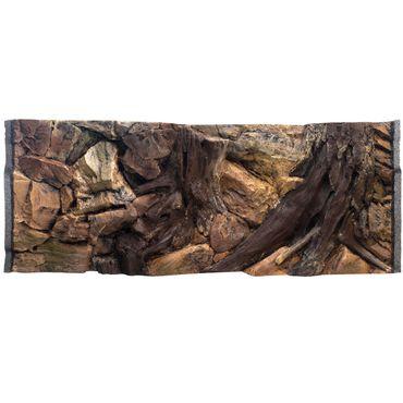 3d Aquarium Rückwand 130x60 cm K-Line zweiteilig FIF – Bild 2