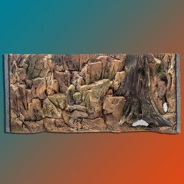 3d Aquarium Rückwand für Vision 180 O-Line – Bild 3