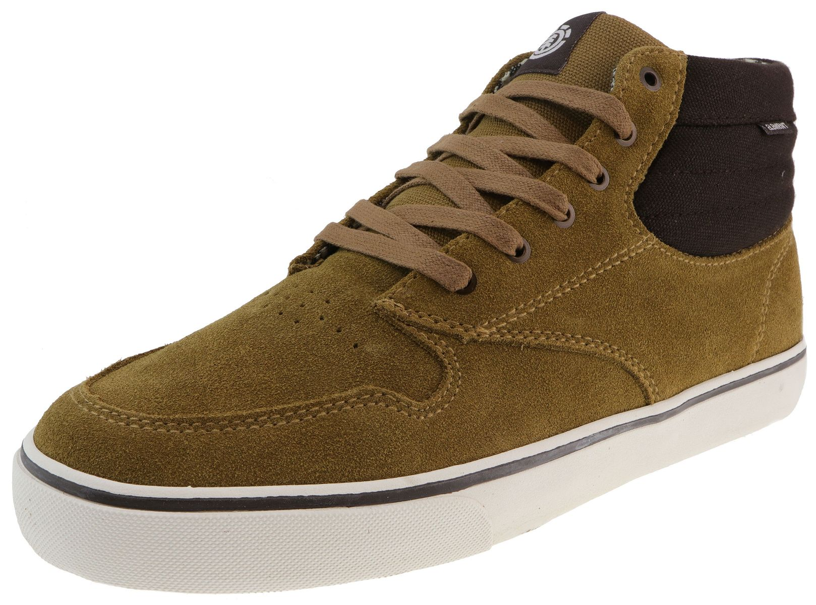 Element  TOPAZ CURRY WALNUT Herren_Skaterschuhe