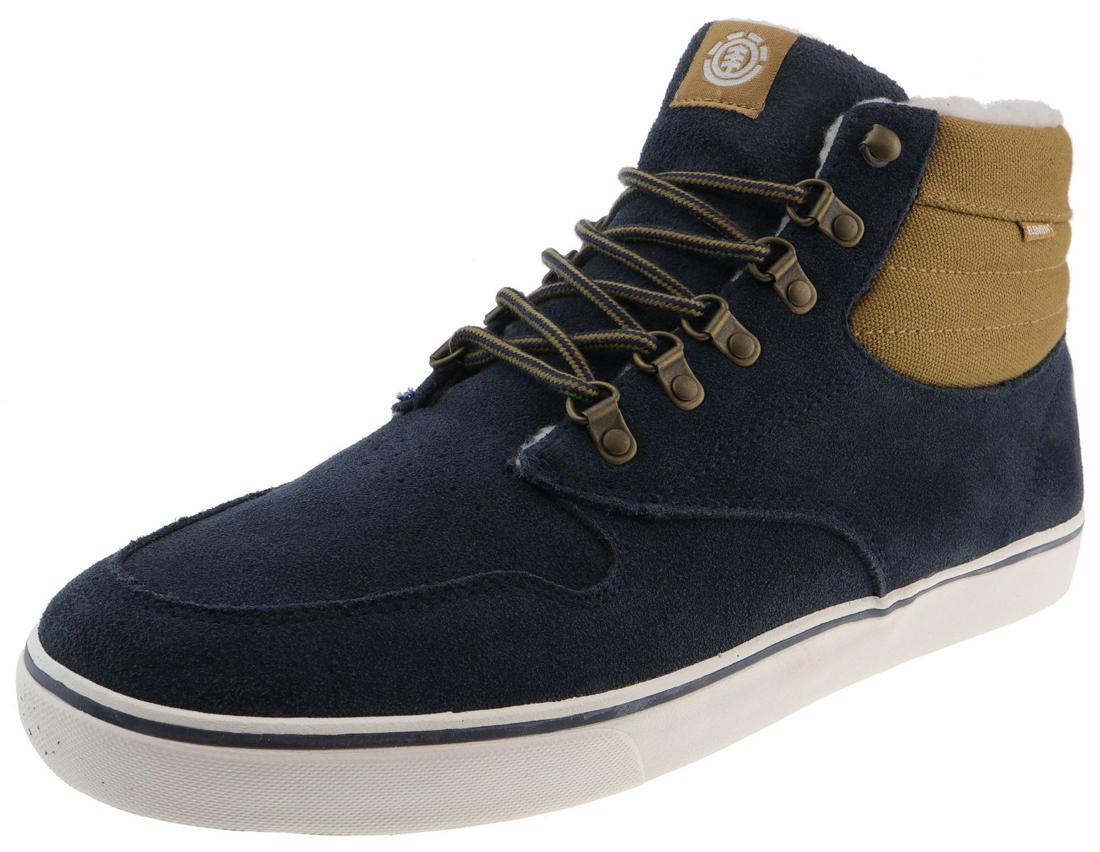Element  TOPAZ INDIGO CURRY Herren_Skaterschuhe