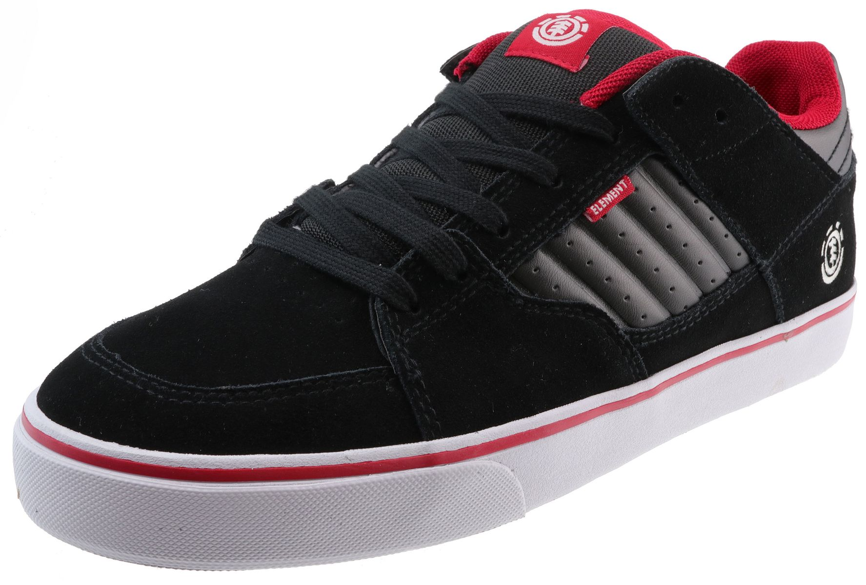 Element  GLT 2 BLACK CHARCOAL Herren_Skaterschuhe