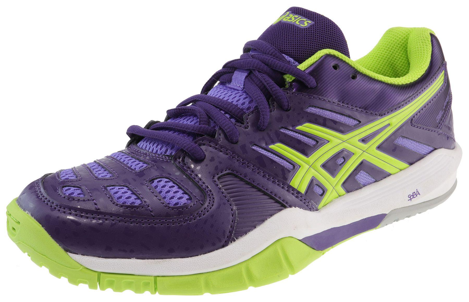 Asics  Tennis Gel-Fastball Purple Lime