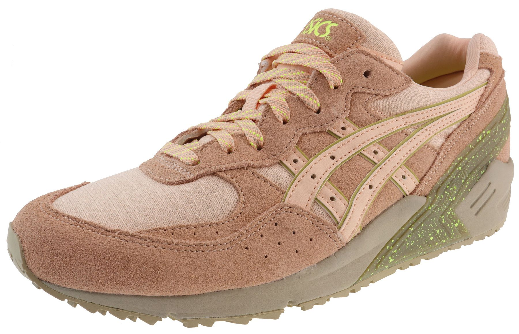 Asics  Running Gel Sight Bleached Apricot Bleached Apricot