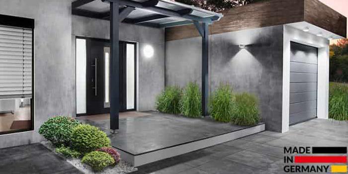 Fassadenstrahler 1