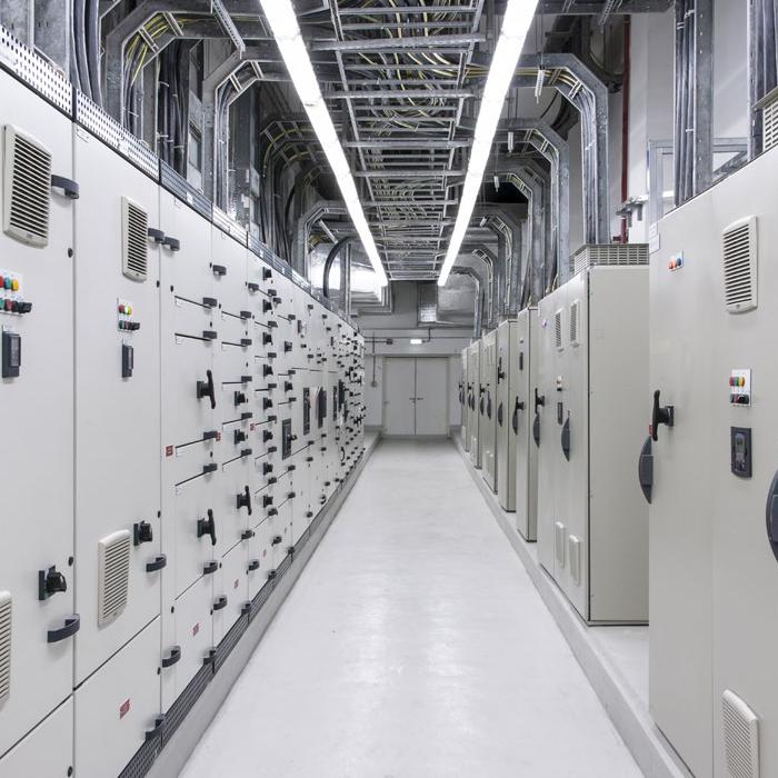 IP66 Kraftwerk