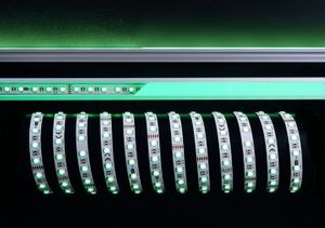 Flexibler LED Stripe KapegoLED , 5050-60-24V-RGB+3000K-3m