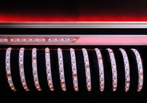 Flexibler LED Stripe KapegoLED , 5050-60-24V-RGB+3000K-5m