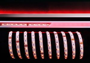 Flexibler LED Stripe KapegoLED , 5050-60-24V-RGB+4000K-5m