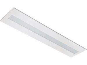 LED Einlegeleuchte WEGA Prisma II Typ 2 31W/840 4000K 4250lm weiß RAL9003