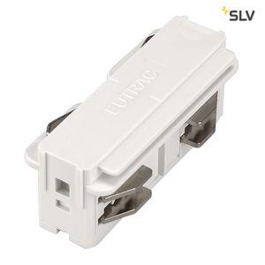EUTRAC Längsverbinder, elektrisch, weiß