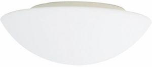 Hochwertige Tara LED Glas Wand-/Deckenleuchte 350 1050lm 14W/830 3000K warmweiß IP44