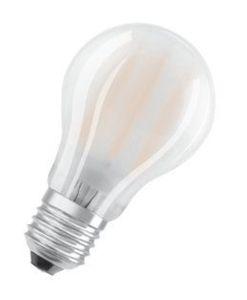 LED Lampe Ledvance Osram, PARATHOM CL AGL 75 dimmbar 8,5W/827 E27 warmweiß matt