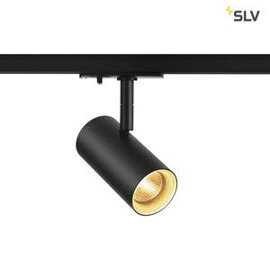 1-Phasen-Strahler NOBLO SPOT, schwarz, 2700K, 36°, inkl. Adapter