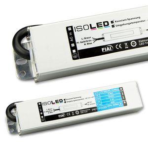LED Trafo 24V/DC, 0-30W, IP66