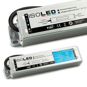 LED Trafo 24V/DC, 0-60W, IP66