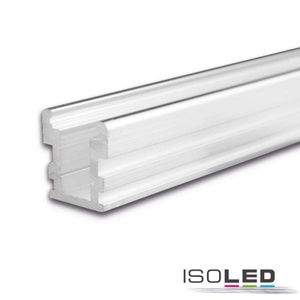 ISOLED LED-Montageprofil GROUND-OUT10, Alu Natur, 200cm, Für max. 10mm LED-Streifen