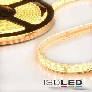 ISOLED LED Stripe AQUA827, 24V, 10W, IP68, warmweiß, 120°, A, 2700K, 700lm, CRI:85