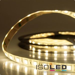 ISOLED LED Stripe SIL830, 24V, 14,4W, IP66, warmweiß, 120°, A+, 3000K, 1100lm, CRI:85
