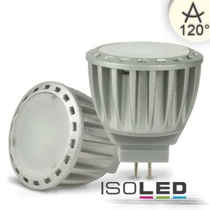 ISOLED LED Leuchtmittel MR11 4W, diffus, neutralweiß 4000K, 200lm dimmbar