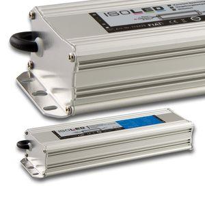 LED Trafo 12V/DC, 15-60W, IP65, dimmbar