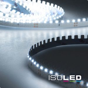 ISOLED LED Stripe CRI942 Angle 24V 10W IP20 neutralweiß 120° A+ 4200K 1000lm CRI:90