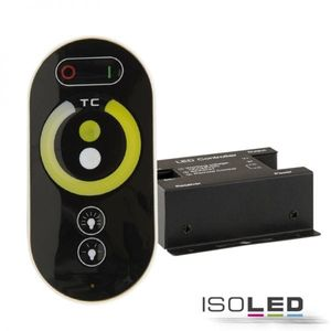 Wireless Touch Weißdynamischer Funk-Controller, 3x6A, 12-24V DC