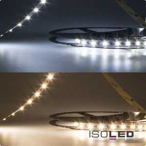 ISOLED LED Stripe SIL827/855 24V 96W IP20 weißdynamisch 120° A+ K 950lm CRI:85