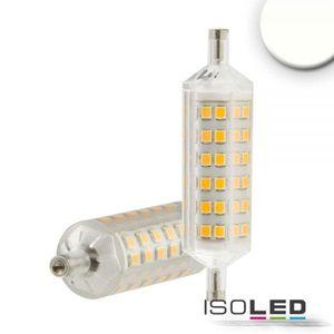 ISOLED R7s LED Stab SLIM, 5W, 72 SMD, L: 78mm, dimmbar, neutralweiß
