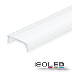ISOLED Abdeckung COVER1 opal/satiniert 250cm f Profil SURF12(FLAT)/DIVE12(FLAT)/ROUND12