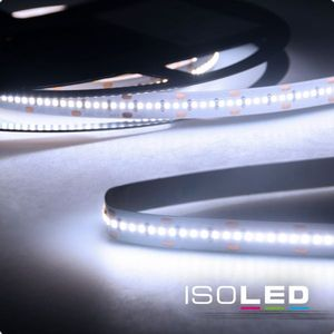 ISOLED LED Stripe Linear, 24V, 10W, IP20, kaltweiß, 120°, A+, 6500K, 1100lm, CRI:92