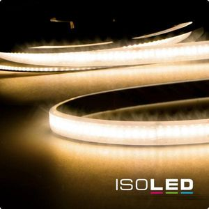 ISOLED LED Stripe Linear, 24V, 15W, IP54, warmweiß, 120°, A+, 2700K, 1550lm, CRI:93