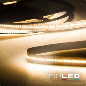 ISOLED LED Stripe Linear 24V 15W warmweiß 20m Rolle 120° A+ 2700K 1550lm CRI:92