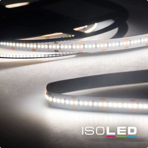 ISOLED LED Stripe Linear 24V 15W neutralweiß 20m Rolle 120° A+ 4000K 1650lm CRI:95