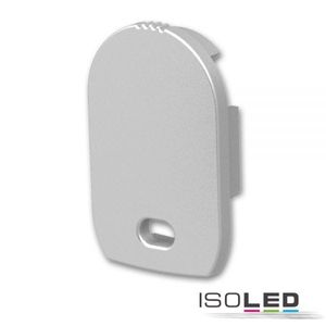 ISOLED Endkappe EC 101 silber