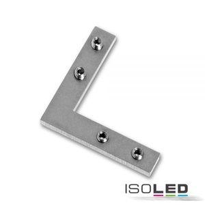 ISOLED Verbinder für Profil LINE1 90° horizontal, 2er Set