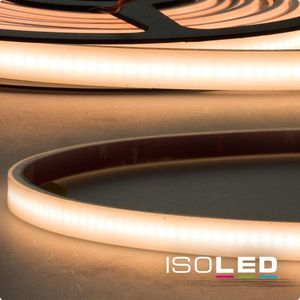 ISOLED LED Stripe AQUA927 milchig 24V 10W IP67 warmweiß 100° A+ 2700K 800lm CRI:90