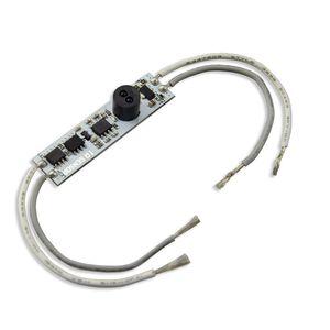 ISOLED Mini-Dimmer mit Wisch-Sensor für Profile, max. 24V/8A