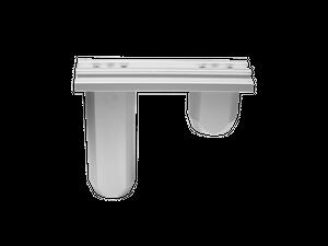 Aluvision / beMatrix Clip für NOVI, LUMI, META LED Messestrahler Displayleuchte