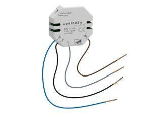 Paladin Dimmer 873010 Universal Phasenan-/ Phasenabschnittsdimmer 15-400W, R,L,C