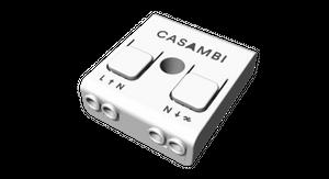 CASAMBI Bluetooth Dimmer CBU-TED 150W, 220-240V weiß