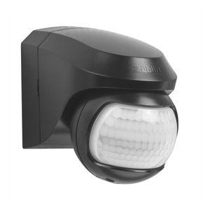 Züblin/Niko Infra Garde 200 max Bewegungsmelder Aufputz IP44 200Grad schwarz